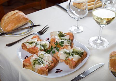 Antipasti-Restaurante-Capitolina