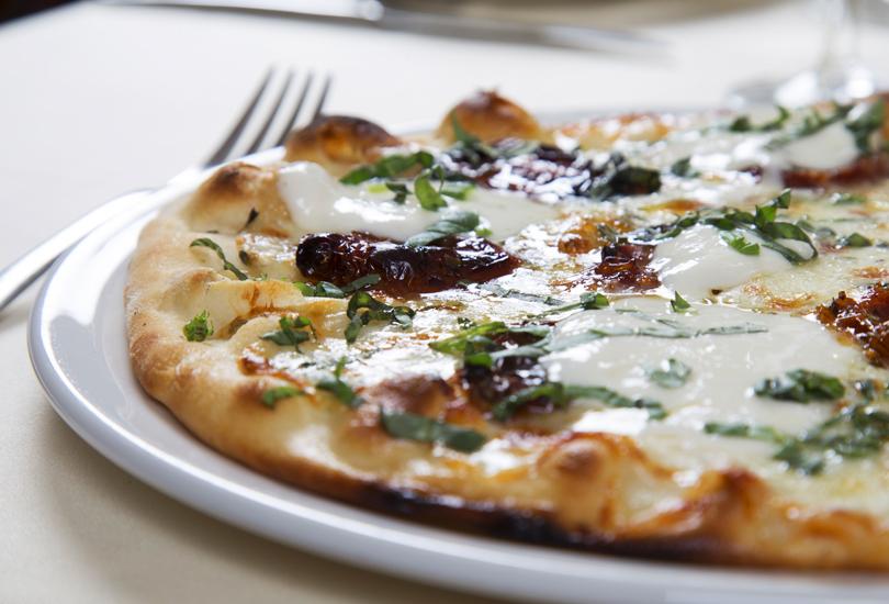 Pizza Di Capra